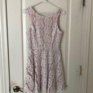 Light pink dress SZ M